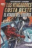 Los Vengadores Costa Oeste. El ataque del Zodíaco (MARVEL GOLD)