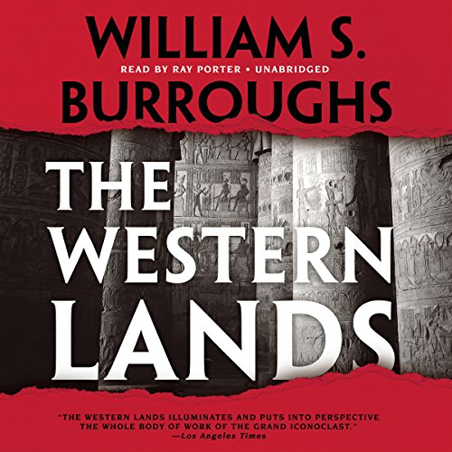 The Western Lands audiobook cover art