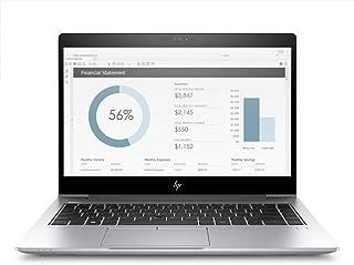HP EliteBook 840 G3, 14 Inch, Intel Core i5-6300U, 8GB DDR4 RAM, 500GB SATA HDD, Windows 10 Pro (Renewed)