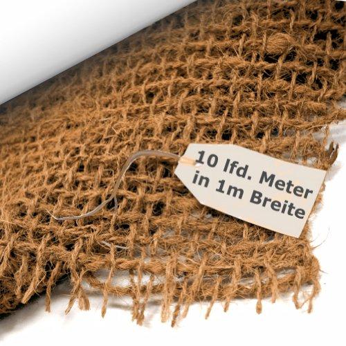 Böschungsmatte Kokos 100cm breit - 10m lang