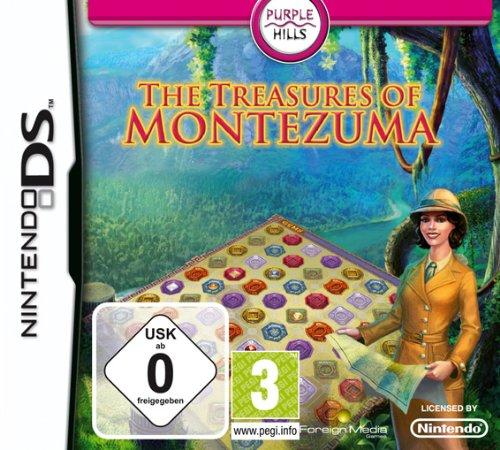 The Treasures of Montezuma - [Nintendo DS]