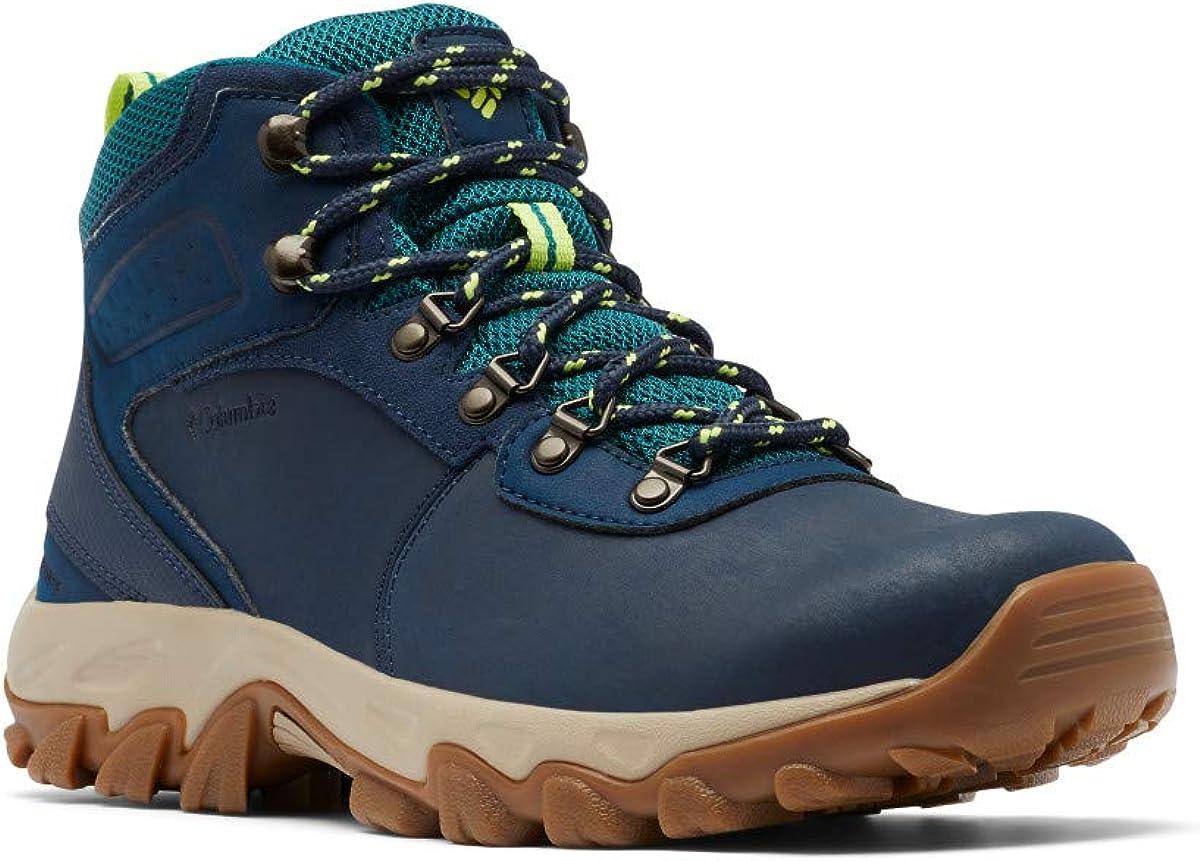 Columbia Men's Limited time trial price Newton Ridge Ranking TOP5 Plus Waterproof Hiking Ii Boot