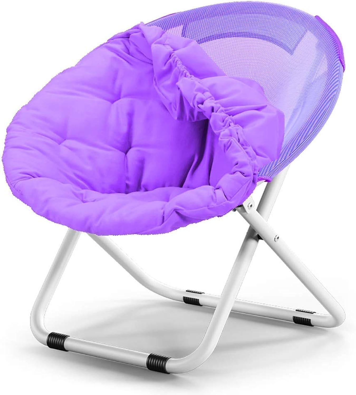 cómodo MXRzdya Sillas Plegables Silla reclinable Plegable de Radar para Perezosos Perezosos Perezosos Desmontables y rojoondos para sillas de sofá (5 Colors Disponibles) (Color   A)  seguro de calidad