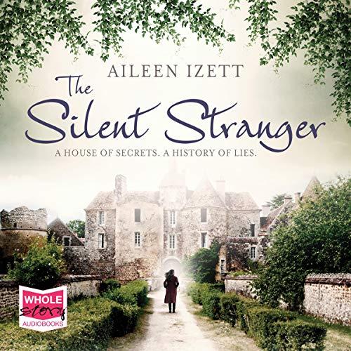 The Silent Stranger audiobook cover art