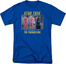 Trevco Men's Star Trek Short Sleeve T-Shirt