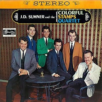 Colorful Stamps Quartet