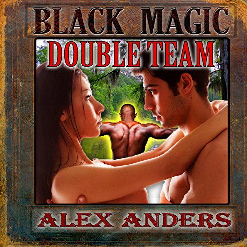 Black Magic Double Team audiobook cover art