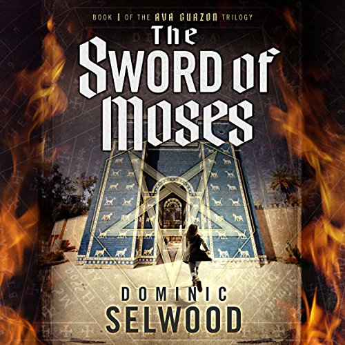 The Sword of Moses audiobook cover art