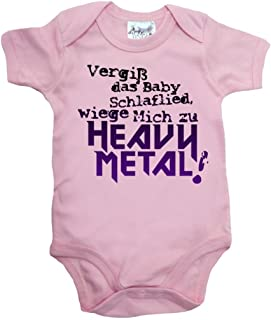 Dirty Fingers Vergiß das Babyschlaflied, Wiege Mich zu Heavy Metal!, Body