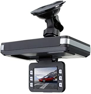 taottao 2 en 1 multifunción 5 MP coche DVR grabadora + Radar Detector de velocidad Trafic
