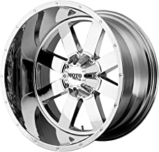 Moto Metal MO962 Triple Chrome Plated Wheel (20x12