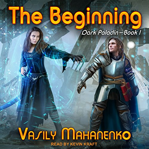 The Beginning audiobook cover art