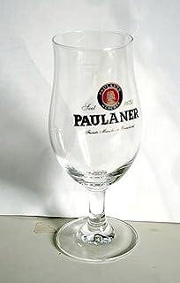 Lote de 6copas de cerveza Paulaner (25cl)