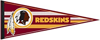 WinCraft NFL Washington Redskins WCR63788213 Carded Classic Pennant, 12