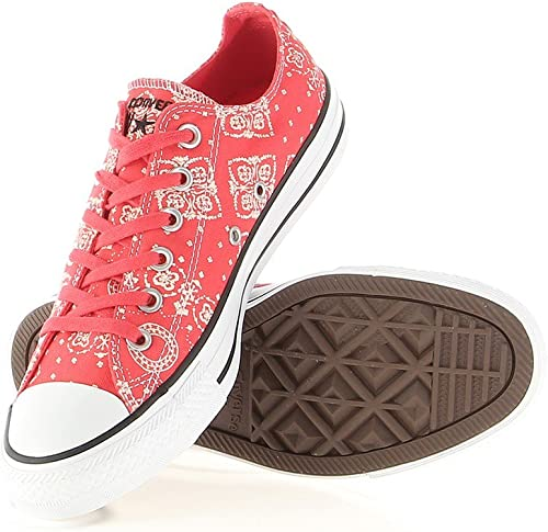 Converse All Star Ox damen Turnschuhe Arancione