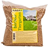 KAS - Berliner Tiergarten - Rasenmischung Saatgut für Grünflächen (2,5kg)