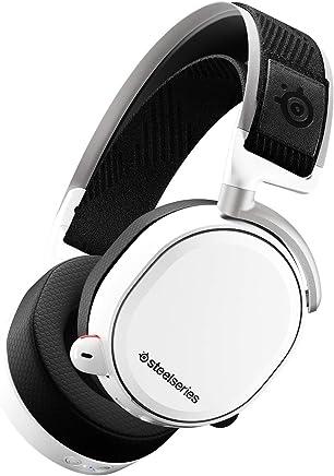 SteelSeries Arctis Pro Wireless, Cuffie da Gioco, Driver dello Speaker ad Alta Risoluzione, Wireless Doppio (2.4 H e Bluetooth), Senza Fili, Bianco [Edizione 2019] - Trova i prezzi più bassi