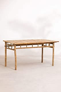 Table Bambou 150cm