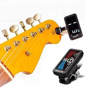 موالف جيتار ذو حساسية عالية من GENERIC NUX Nu-Tune متوافق مع غيتار BaUkulele ملحقات قطع أجهزة عالمية