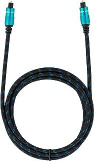 Cable de Fibra /óptica LWL Cable de Fibra /óptica de 3 Metros Cable Patch Duplex 50//125 3m OM3 LC a SC Macho