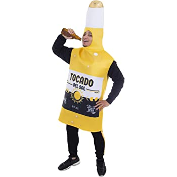 Amazon Com Natural Light Beer Can Costume Unisex Design Fits Men Women 21 Of Age Clothing
