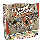 Gigamic- Jeu de Stratégie-Flamme Rouge, JLFL