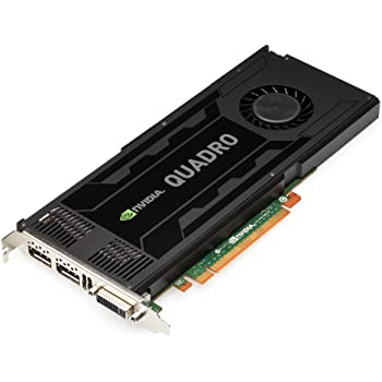 NVIDIA Quadro K4000 3GB GDDR5 Graphics card (PNY Part #: VCQK4000-PB)