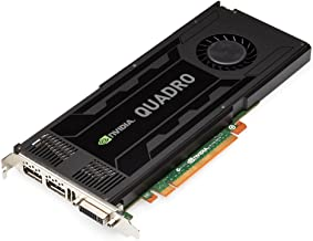 NVIDIA Quadro K4000 3GB GDDR5 Graphics card (PNY Part #: VCQK4000-PB)