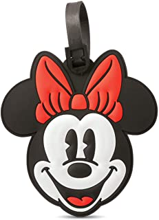 American Tourister Minnie Mouse Head Travel Accessory Luggage ID Tag