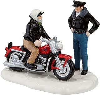 Department 56 Snow Village A New 1956 Harley-Davidson Accessory Figurine