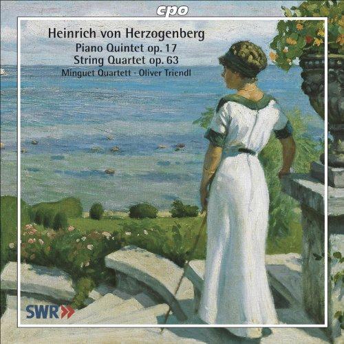 Herzogenberg, H. Von: Piano Quintet, Op. 17 / String Quartet No. 5