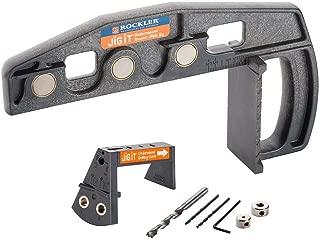 Rockler JIG IT Undermount Drilling Guide with Undermount Drawer Slide Jig