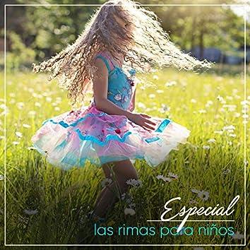 #Especial las rimas para niños