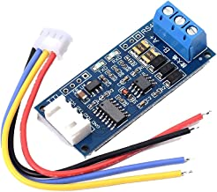 Icstation 3.3V 5V TTL to RS485 Converter Board Auto Reverse Surge Protection for Arduino (Pack of 4)