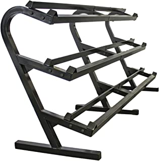 troy 3 tier dumbbell rack