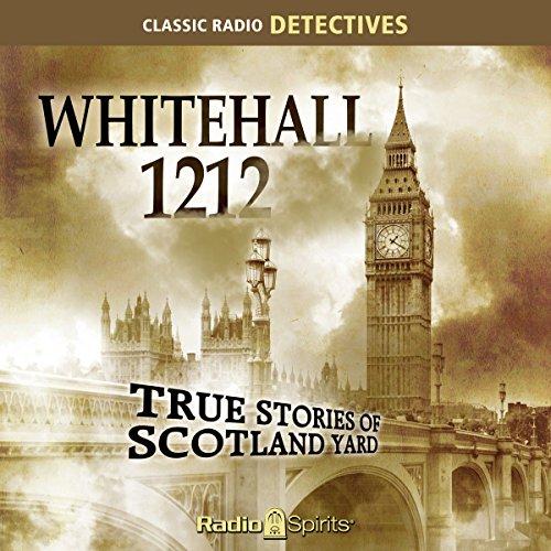 Whitehall 1212 audiobook cover art