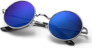 Unique Blue Mirrored Color Lenes John Sunglasses...
