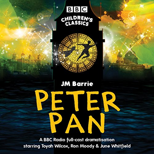 Couverture de Peter Pan (BBC Children's Classics)