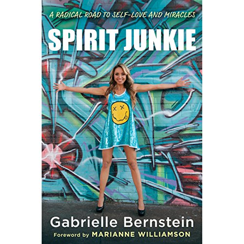 Spirit Junkie audiobook cover art
