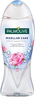 Palmolive Shower Gel Micellar Care with Rose Petal Extract and Micellar Water 500ml