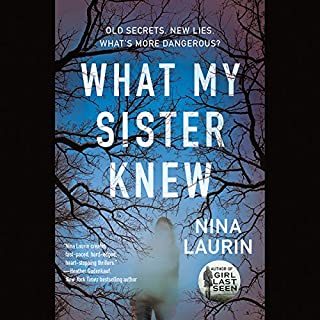 What My Sister Knew cover art
