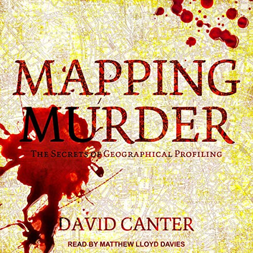 Couverture de Mapping Murder