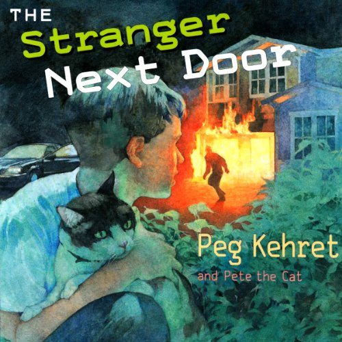 The Stranger Next Door audiobook cover art