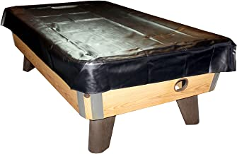 Get Out! Pool Table Cover 8 Foot x 4 Foot (2x1m) Leatherette Game Table Cover – Heavy Duty Pool Table Cover