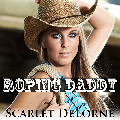 Roping Daddy audiobook cover art