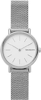 SKAGEN Women's SKW2692 Year-Round Analog-Digital Quartz Silver Band Watch