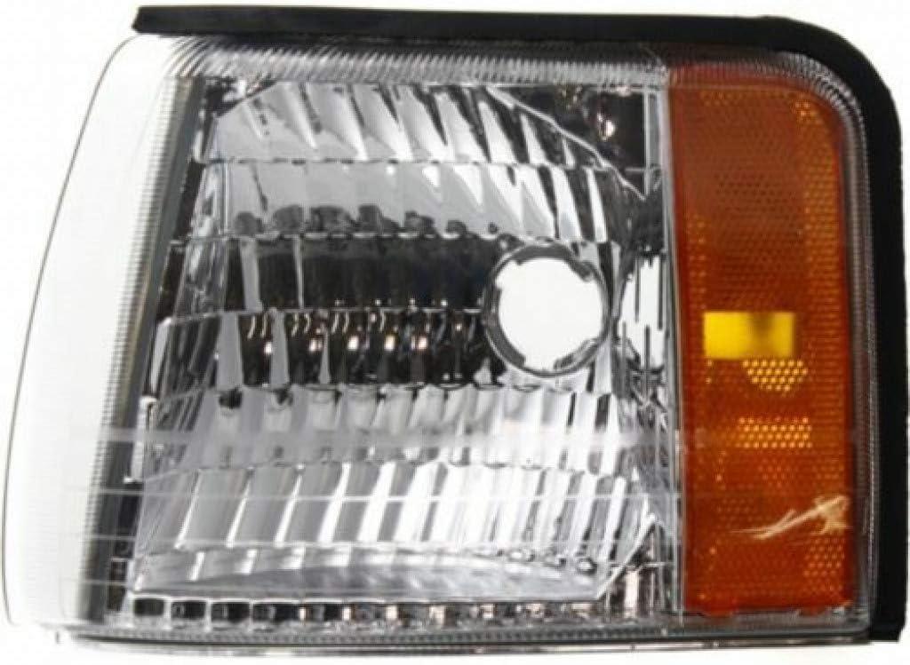For 1997-1999 Cadillac Deville Jacksonville Mall Side Ass Driver Sale item Marker Light