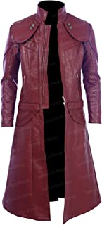 dante red leather jacket