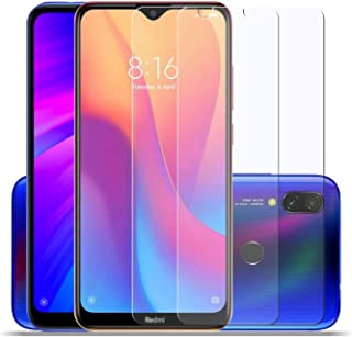 SupCares Premium Tempered Glass Screen Protector for Mi Redmi 8A / Mi Redmi 7 / Mi Redmi Y3 / Mi Redmi Note 7 / Mi Redmi Note 7 Pro / Mi Redmi Note 7S with Easy Installation Kit (Transparent) [Pack of 2]