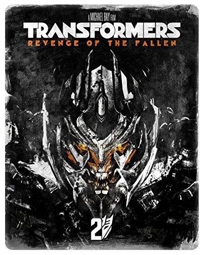 トランスフォーマー/リベンジ スチールブック仕様ブルーレイ(数量限定) [Blu-ray]